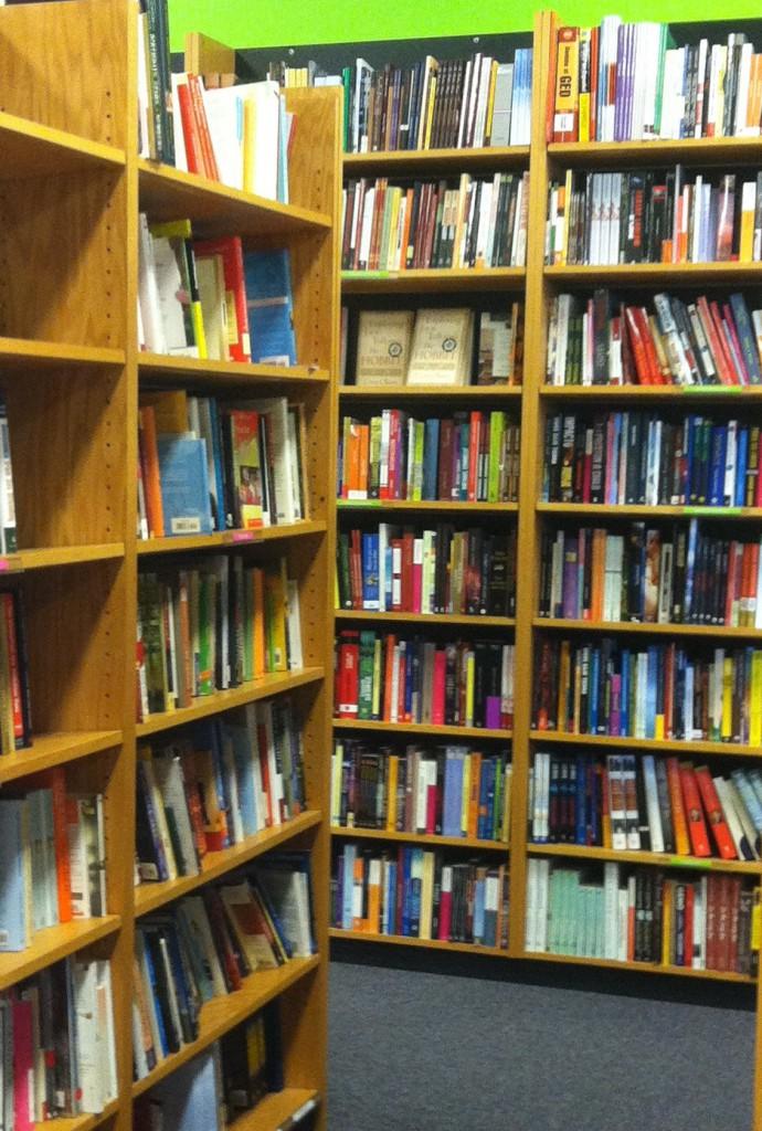 cas books