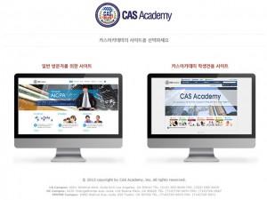 cas academy web