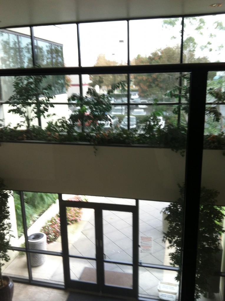 CAS Academy Irvine, 카스아카데미 어바인 캠퍼스 복도 전경