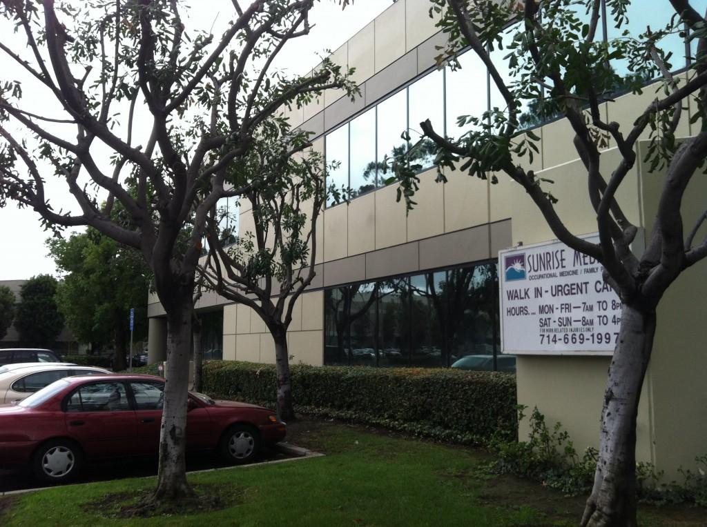 CAS Academy Irvine, 카스아카데미 어바인 캠퍼스 외부 전경 5