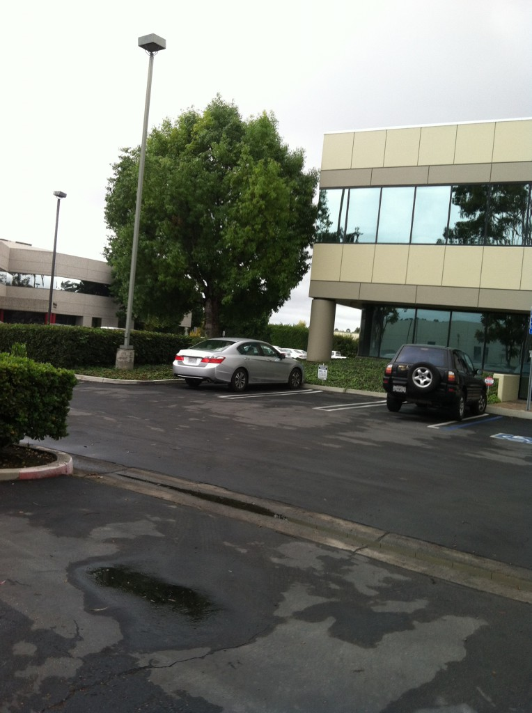 CAS Academy Irvine, 카스아카데미 어바인 캠퍼스 외부 전경