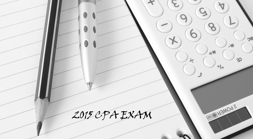 2015 CPA EXAM CHANGES